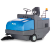 ISAL PB115E ride-on sweeper