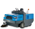 ISAL PB200 ride-on sweeper